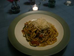 California Tomato Pasta