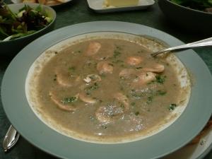 Paris Mushroom Soup
