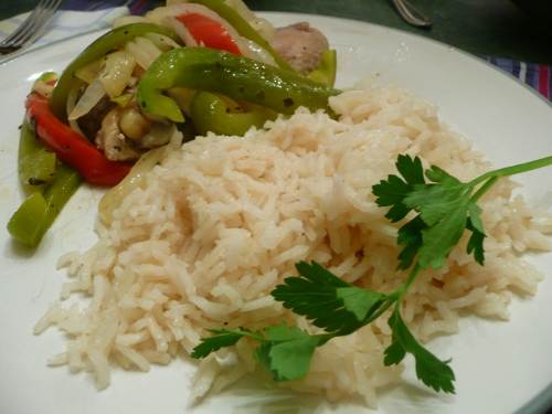 Basic Rice Pilaf