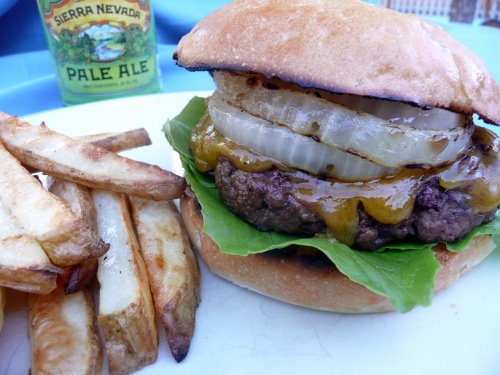 The Perfect Grass-Fed Beef Burger