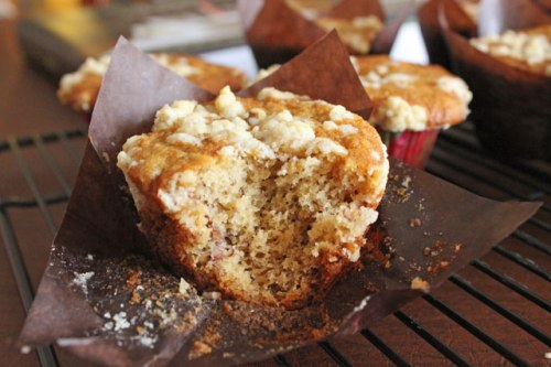 Banana Muffin Bite