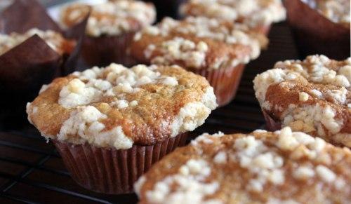 Bouchon Bakery Challenge: Banana Muffins