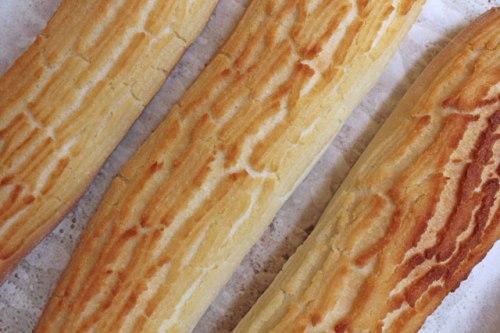 Bouchon Bakery Challenge: Dutch Crunch Demi-Baguettes