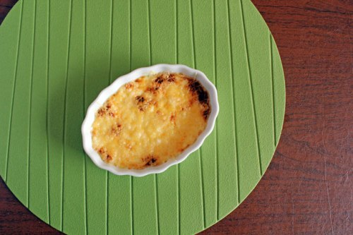 Cheesy Creme Brulee