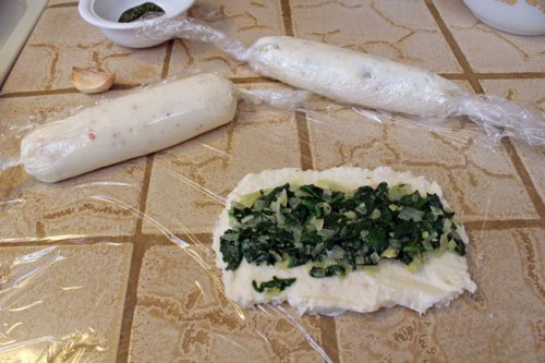 Making the Roulades