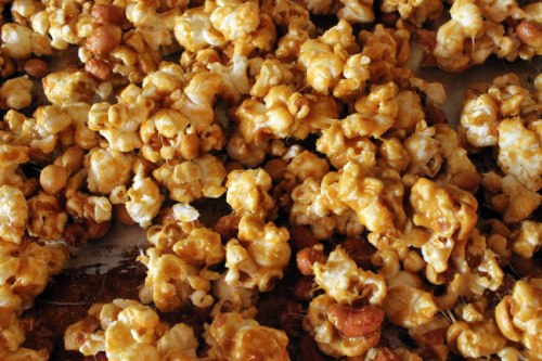 Bouchon Bakery Challenge: Caramel Popcorn