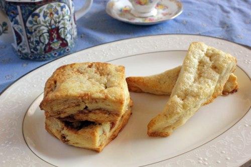 Bouchon Bakery Challenge: Scones