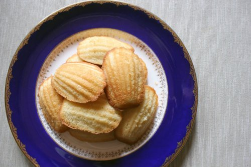 Bouchon Bakery Challenge: Traditional Madeleines