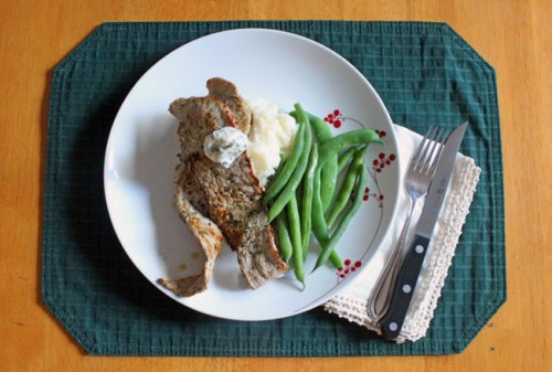 Veal Scallopine
