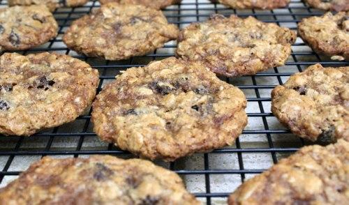 Bouchon Bakery Challenge: Oatmeal Raisin Cookies