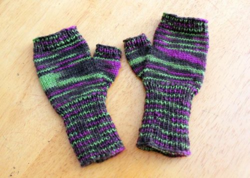 Adorable Fingerless Gloves