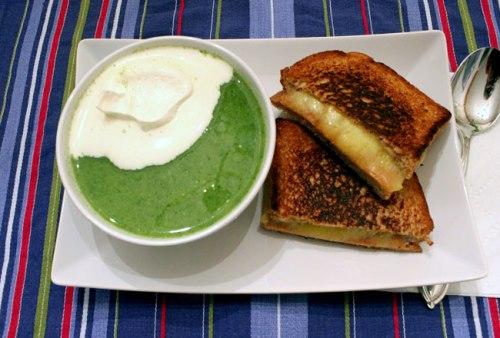 Simple Broccoli Soup