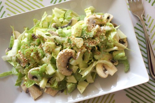 Helene's All-White Salad