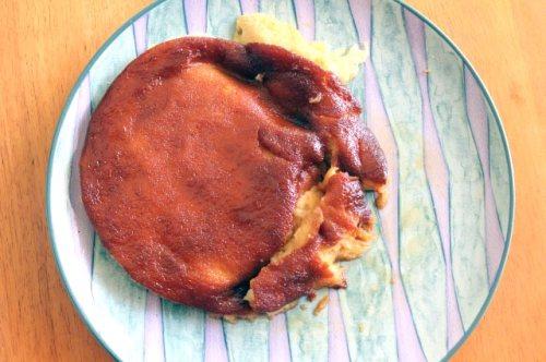 Messy Semolina Cake