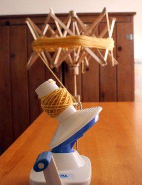 Winding Yarn