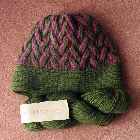 Hat with SimpliNatural