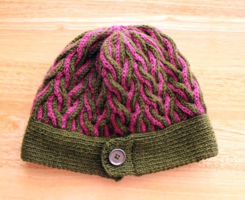 Corkscrew Hat