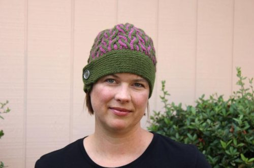 Corkscrew Hat