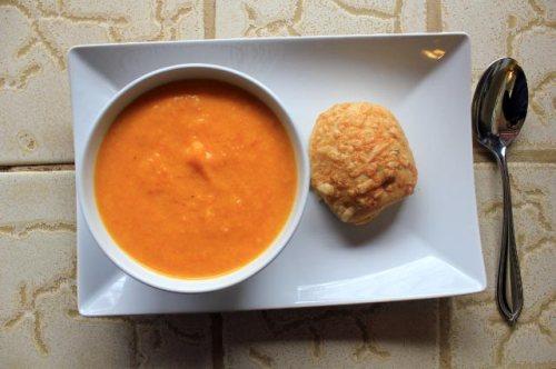 Red Kuri Soup