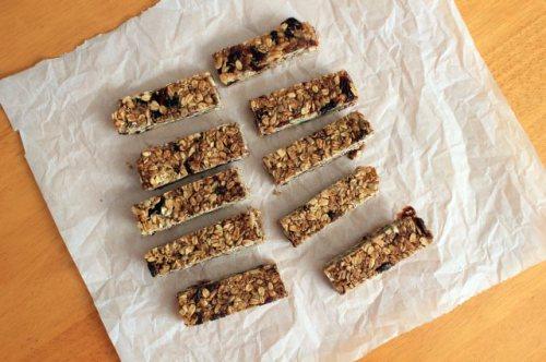 Granola Energy Bars