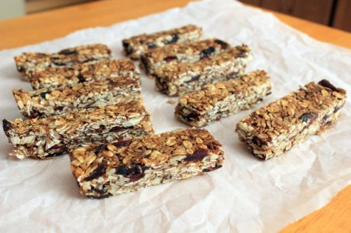 Granola Energy Bars