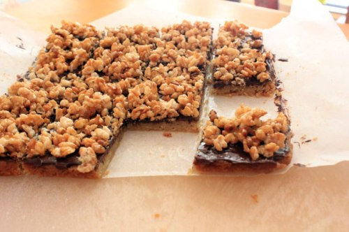 Crispy-Topped Brown Sugar Bars
