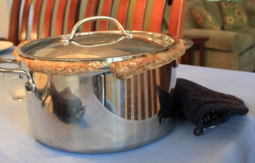 Sealed Pot